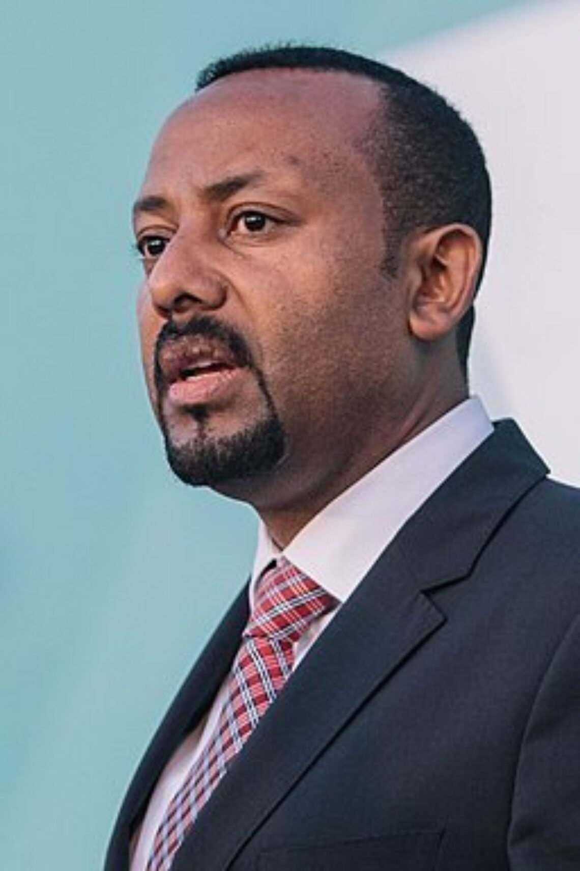 Abiy Ahmed Ali by Aron Simeneh