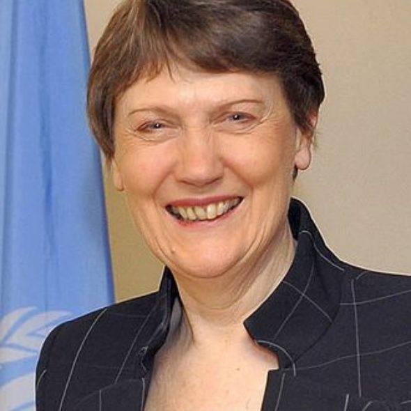 Helen Clark Undp 2010