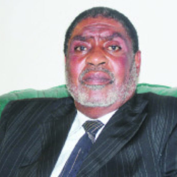 Maxwell Mwamba
