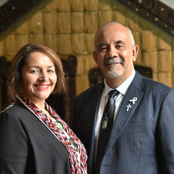 Te Ururoa Flavell And Marama Fox