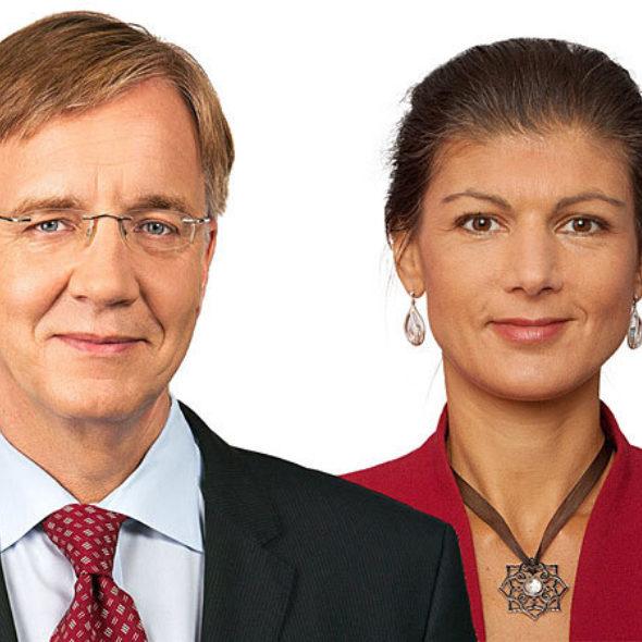 Wagenknecht And Bartsch